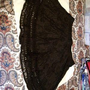 NWT lace skirt sz XL xhilaration